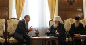 Председателят на ПП АБВ Румен Петков беше гост в Светия