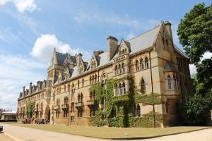 Университетът в Оксфорд прие дарение от 150 млн. британски лири
