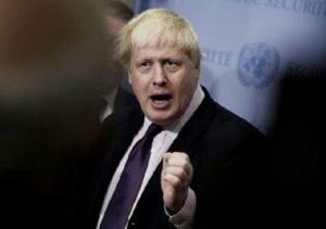 Съседите на бившия външен министър на Великобритания Борис Джонсън в