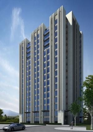 Югоизточната част на София скоро с нова бизнес сграда - The Ring Tower