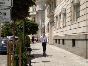 Общинският съветник от ВМРО в СОС Карлос Контрера внесе доклад,