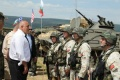 Борисов: На полигона Ново село военни учения ще има цяло лято