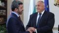 Борисов се срещна с министъра на външните работи на ОАЕ