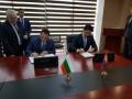 България и Монголия подписаха съвместен протокол за разширяване на  търговско-икономическите отношения