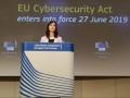 Комисар Мария Габриел: Влиза в сила новият регламент за киберсигурността