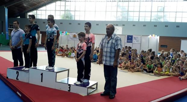 Провеждане на Държавен индивидоален шампионат по спортна акробатика за 2019
