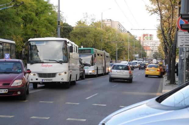 Аварийно-ремонтни дейности променят временно маршрутът на тролейбус №9