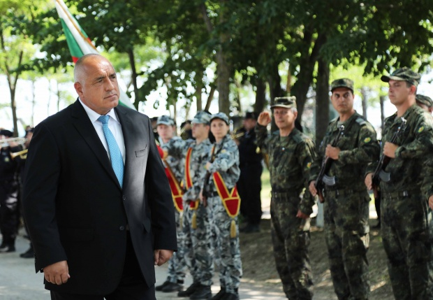 Борисов: Ученията са важни за дипломацията и за външната политика на България
