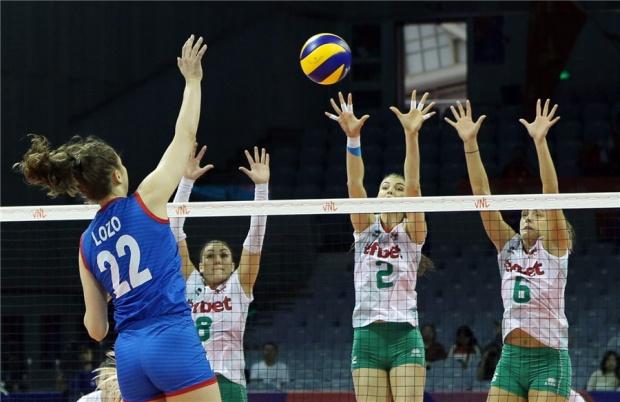 България победи световния шампион Сърбия във Волейболната лига на нациите