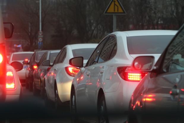 """Тежка верижна катастрофа на магистрала """"Тракия"""""""