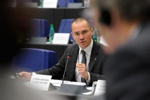 Евродепутатът и заместник-председател на ВМРО Ангел Джамбазки с коментар в