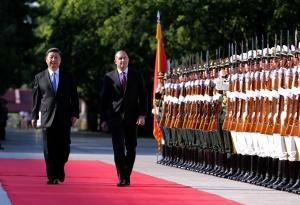 Президентите Румен Радев и Си Цзинпин се договориха на среща