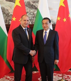 Активност от българска страна енеобходима за повишаване ръста на китайските
