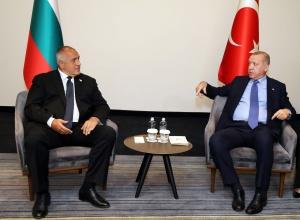 """""""Мирът и диалогът са най-добрите дипломати"""", заяви министър-председателят Бойко Борисов"""