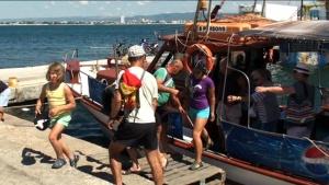 От началото на сезона са започнали проверките на корабчетатаи лодките