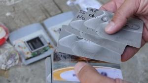 Снимка: Разбкриха работилница за скимиращи устройства в Добрич