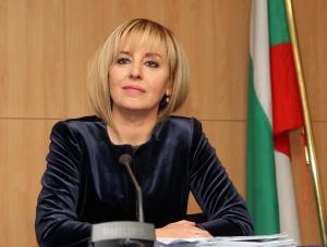 Омбудсманът Мая Манолова внесе конституционна жалба срещу промените в Закона