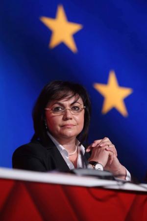 Снимка: Нинова във Фейсбук : Кьовеши може да е носител на справедливост за европейските граждани