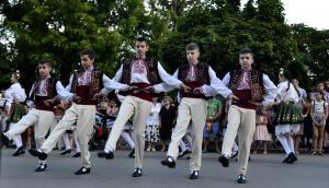Снимка: Велико Търново е световна карнавална столица