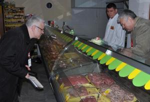 Снимка: Продължават проверките на БАБХ по пазарите в София