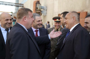 Снимка: Каракачанов: Правителствата на Заев и Борисов за две години направиха повече от всички останали
