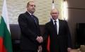 Президентът с поздрав до Путин по случай 140 години дипломатически отношения между България и Русия