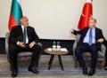 Борисов говори с Ердоган в Сараево за добросъседство, енергетика, икономика, туризъм и мигранти