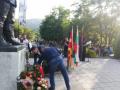По традиция от ВМРО честваха в Смилево годишнината от Илинденското въстание