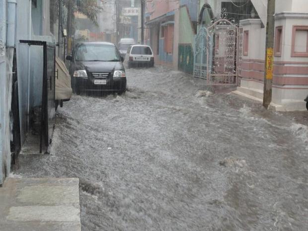 Нова порция лошо време в  Гърция