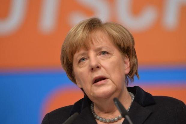 Ангела Меркел на 65 години