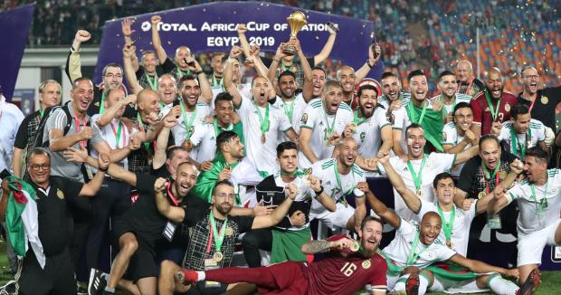 Алжир е шампион на Черния континент след бой над Сенегал