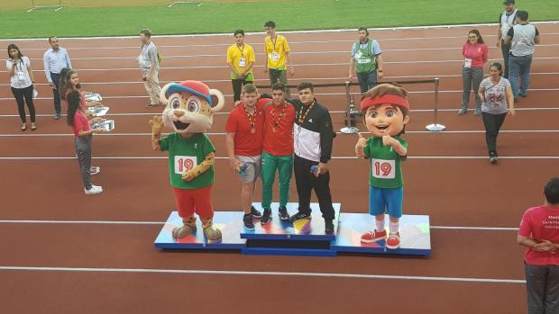 Злато за България на олимпийския фестивал в Баку