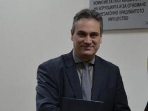 Снимка: Напусналият шеф на КПКОНПИ подаде молба да се върне в прокуратурата