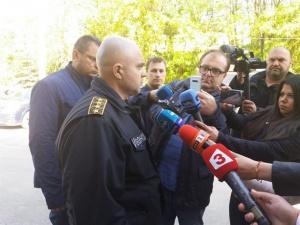 Двама арестувани за потрошеното заведение в София