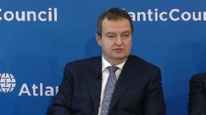 Министърът на външните работи на Сърбия Ивица Дачич заяви, че