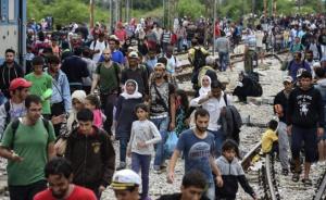 Върховният комисариат на ООН разпространи доклад, според който бежанците в