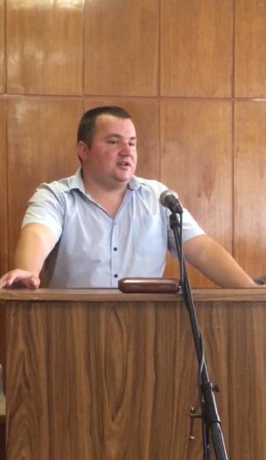 Председателят на БСП в Братя Даскалови Веселин Калчев е кандидатът