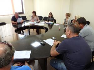Общинската избирателна комисия в Ценово за предстоящия местен вот ще