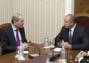 България и Йордания имат отлично партньорство и ще задълбочат двустранното