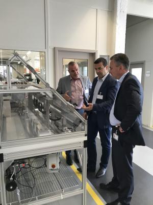 Главният секретар Владимир Туджаров е на работно посещение в Германия