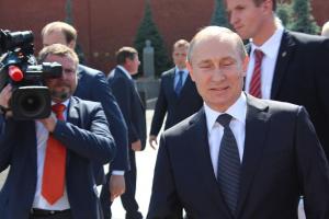 Руският президент Владимир Путин заяви, че е наредил на военните