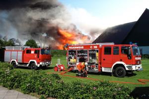 Пожар обхвана голяма площот пловдивския ромскиквартал