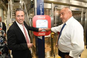 Кока-Кола ХБК България е инвестирала близо 40 млн. лв. в