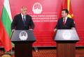 Борисов в Скопие: Героите ни си дадоха живота, за да бъде заедно