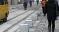 "Столичната община няма да плаща за демонтажа на старите ограничители по ""Графа"""