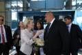 Борисов лично посрещна на летището Фон дер Лайен