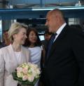 Новата шефка на ЕК похвали България и й благодари за подкрепата