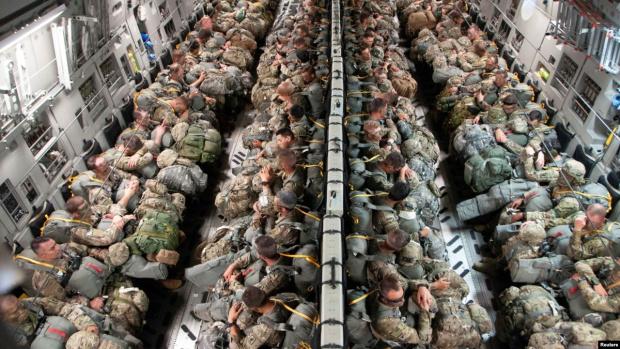САЩ намери елегантен начин да доближи 50 000 войници до Русия