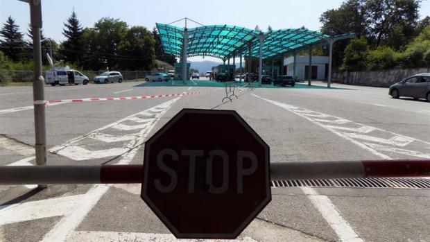 "Интензивен е трафикът на ГКПП ""Дунав мост 2"""