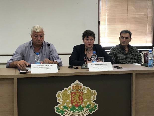 На територията на Област Пловдив са регистрирани най-много тежки катастрофи